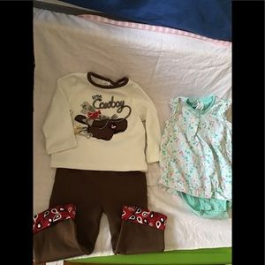 Other - Cowboy size 18 months  Like New ,